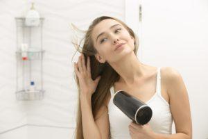これも大切!ペタッとしない髪の乾かしかた♪