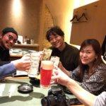 大阪忘年会② 楽しすぎる人たちとの語らいでエネルギー充電♪